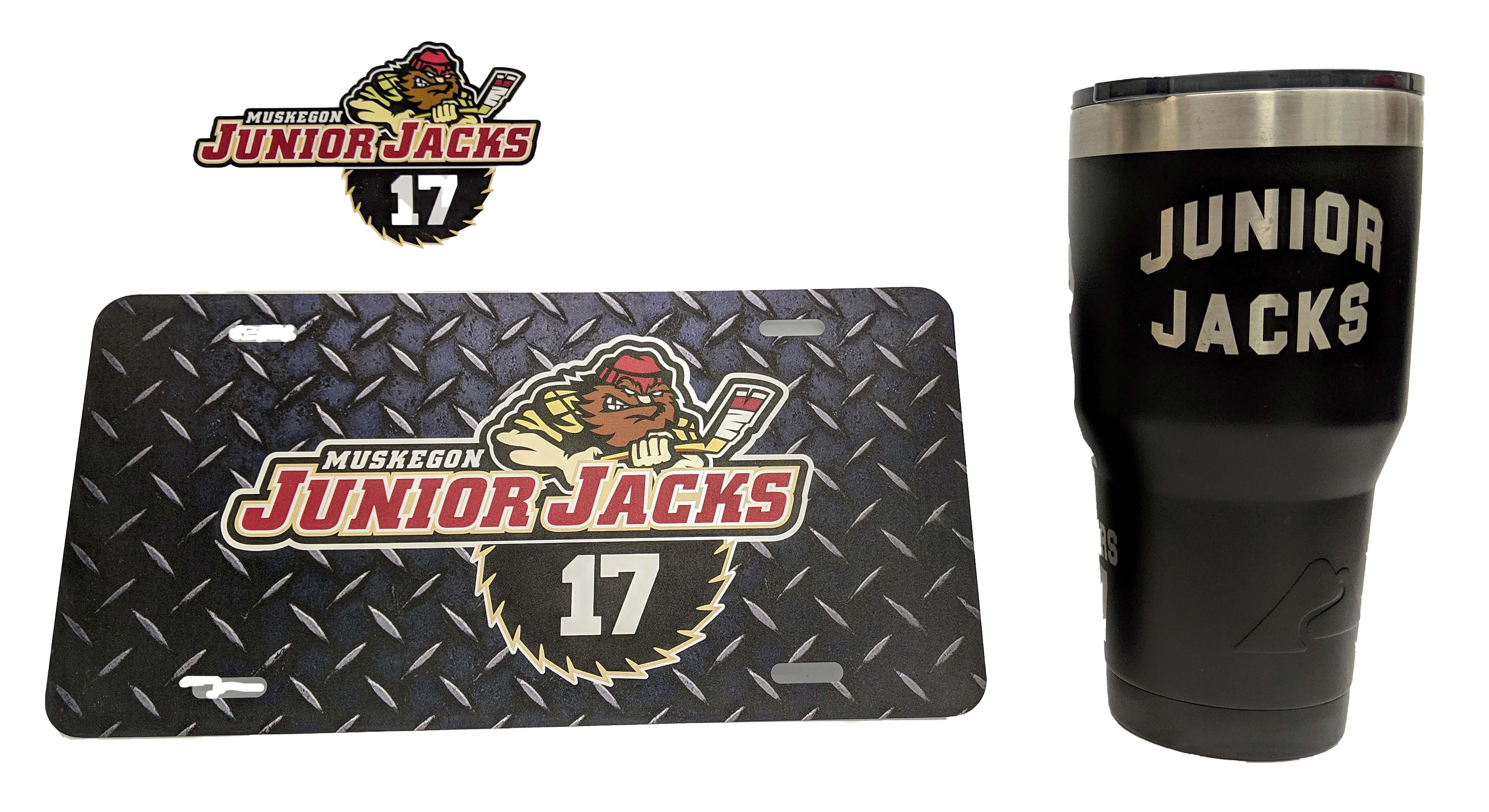Junior Jack Merchandise